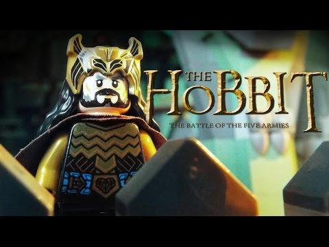 LEGO The Hobbit: The Battle Of The Five Armies - Tv Spot