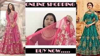 Designer Salwar Kameez at Low Price ll Online Shop ll 3 April 2018