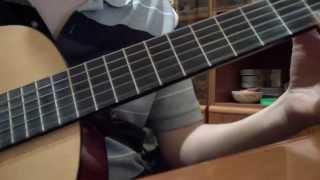 Fade to Black (classical guitar cover)
