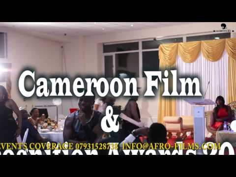 Valentine Performing at the Cameroon Film & Recognition Awards 2015