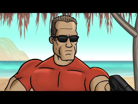 How Terminator Dark Fate Should Have Ended