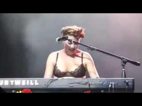 6/16 Dresden Dolls - Mandy Goes To Med School @ Coney Island Amphitheater, Brooklyn, NY 8/27/16