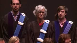 Collation des grades 2016 de la Faculté des sciences de l'éducation (2)