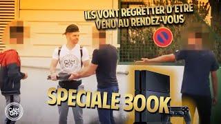 TROIS ESCROCS S'EMBROUILLENT POUR UNE PS4 SUR LEBONCOIN ! ( CAM OFF ) ( SPÉCIALE 300K )