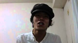 JAPANESE STUDENT tries AMERICAN ACCENT   plz evaluate me:)  ATSU