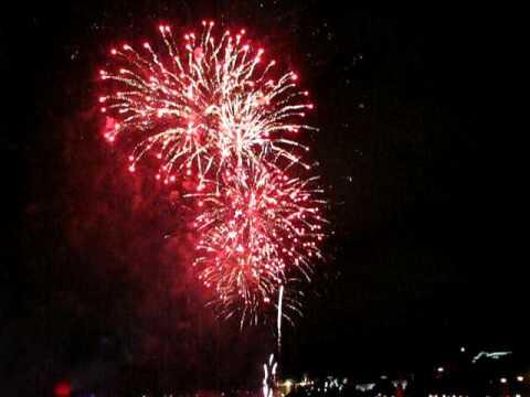 Thames Festival 2009 - Fireworks - London