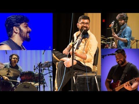 Nagumomu & Jugalbandhi | IndoSoul | Karthick Iyer | Raleigh | USA | 2016 North America Tour