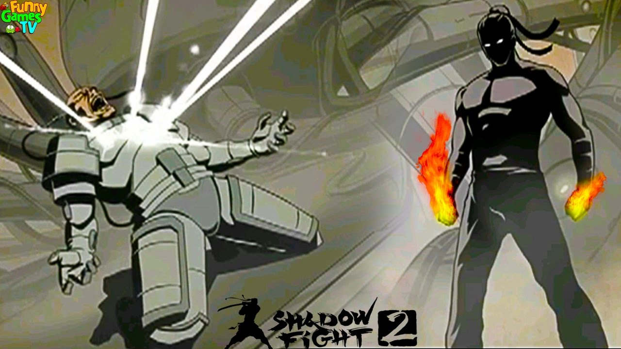 shadow fight 2 титан как победить