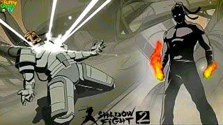 КАК ПОБЕДИТЬ ТИТАНа мультик для детей игра Shadow Fight 2 бой с тенью видео для детей Funny Games TV