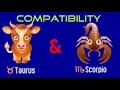 Taurus & Scorpio Sexual & Intimacy Compatibility