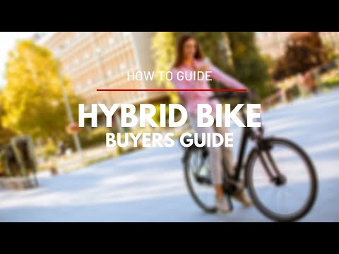 Buyers Guide for Hybrid Bikes