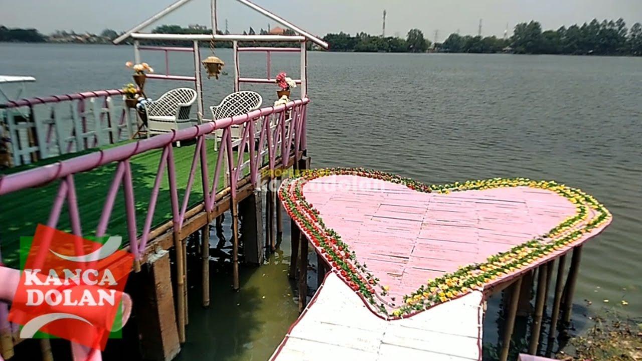 Kampung Wisata Pinggir Rawa Situ Cipondoh Tangerang Youtube