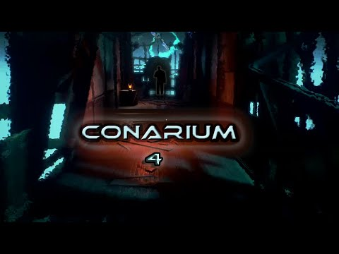 Conarium #4: Opening Coffins and Figuring Out Puzzles |