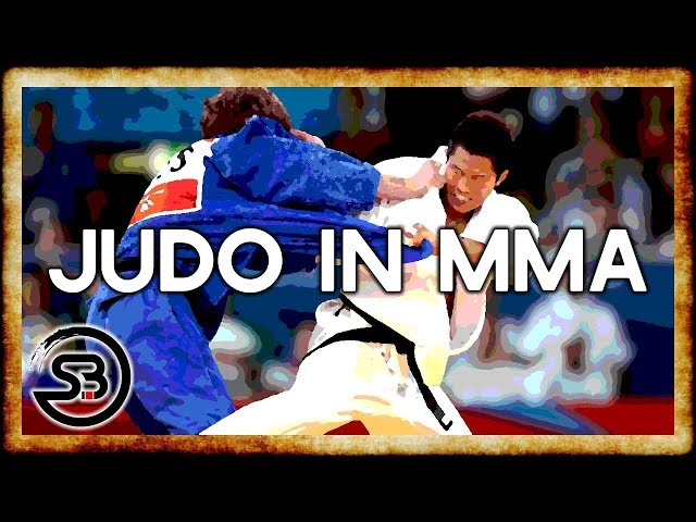 Judo Throws in MMA - A study of Karo Parisyan