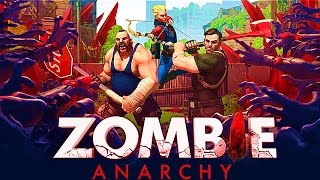NEW Zombie Anarchy SURVIVAL GAME!! | IT'S TIME TO TAKE BACK THE CITY FROM THE ZOMBIES!!! IOS/ANDROID