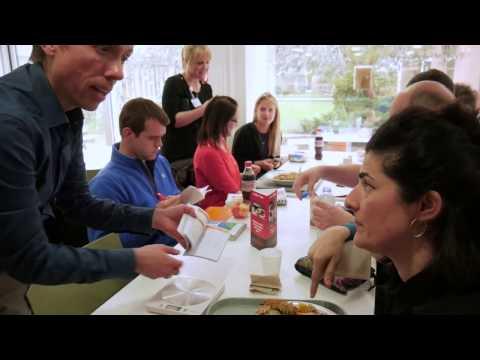 What's a DAFNE course really like? Ross finds out | #TakingControl | Diabetes UK