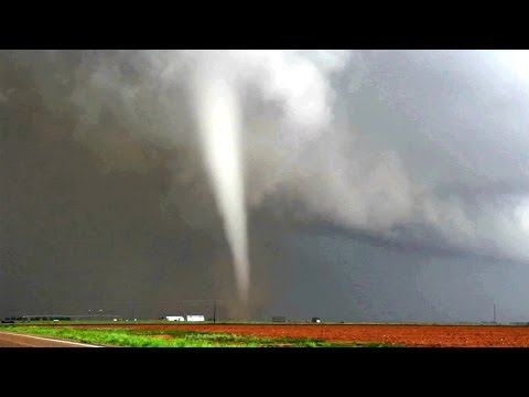 Texas Tornado Puts Storm Chasers In A Twist