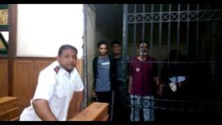 أول صورة للطالب المتهم بإدارة صفحة