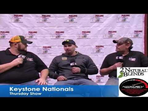 Keystone Nationals Thursday Show