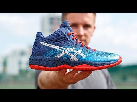 Лучшие волейбольные кроссовки от Asics | Netburner Ballistic FF MT | Обзор | Сравнение