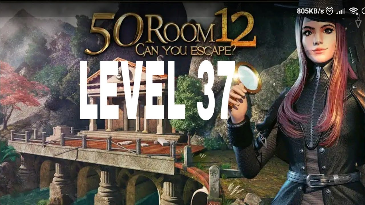 Can You Escape The 100 Room 12 Level 37 Walkthrough Youtube