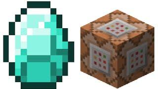 Como fazer um gerador de Diamantes no minecraft Com Command block