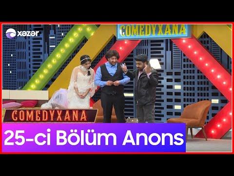 Comedyxana 25-ci Bölüm 04.04.2020 ANONS
