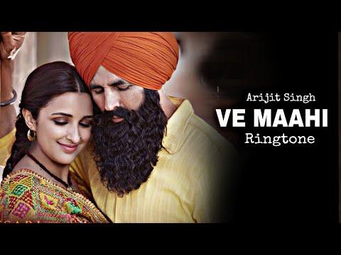 Mahi Mainu Chadi Na Ringtone Download Arijit Singh Song Ringtone