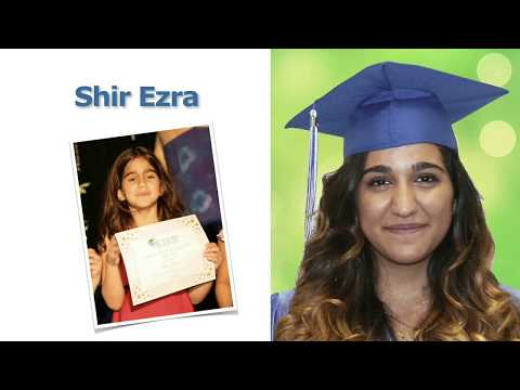 Shir Ezra - Class of 2017 - Clearwater Academy Int - Private School