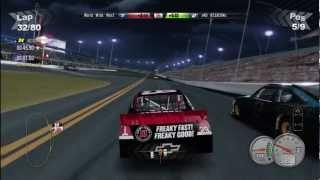 NASCAR 2011: NORC League Race (Daytona 500) S1 R1/36