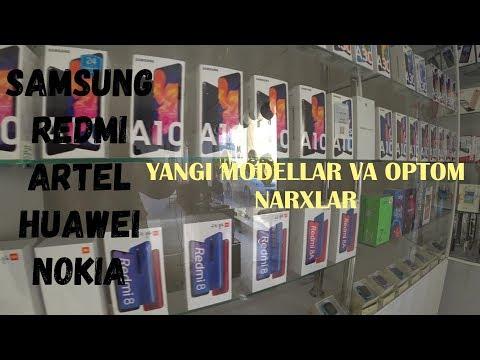 SAMSUNG, REDMI, HUAWEI, NOKIA, ARTEL ! Yangi Modellar Va Optom Narxda ....