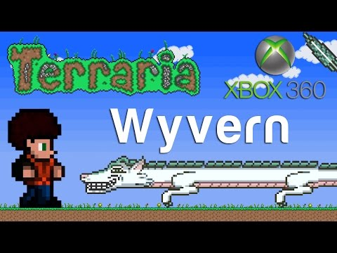 Terraria Xbox - Wyverns [102]