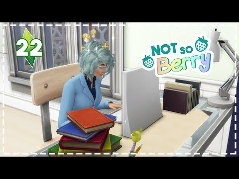 "The Sims 4: Reto Not so Berry | Ep.22: ""TRABAJO, TRABAJO!"""