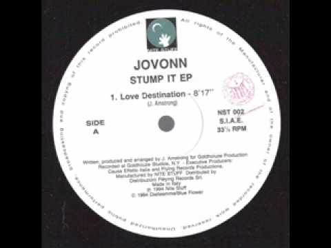 Jovonn - Love Destination (1994)