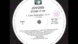 Jovonn - Love Destination (1994)