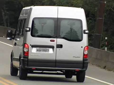 Novo Renault Master - YouTube
