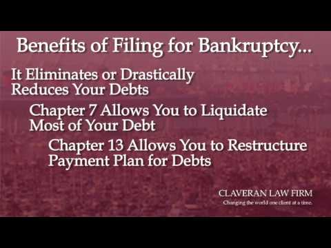 Long Term Benefits of Filing Bankruptcy - Long Beach California Bankruptcy Attorney Laura Claveran