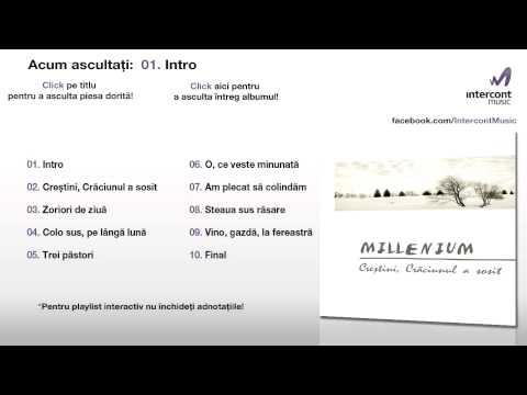 Millenium - Intro (01/15) [Creştini, Crăciunul A Sosit]