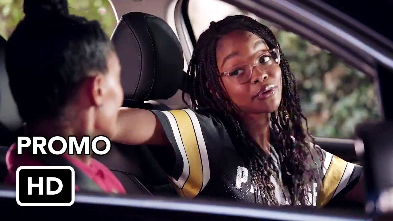 "Download Black-ish 7x18 Promo ""Snitches Get Boundaries"" (HD)"