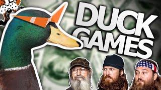 Duck Games.