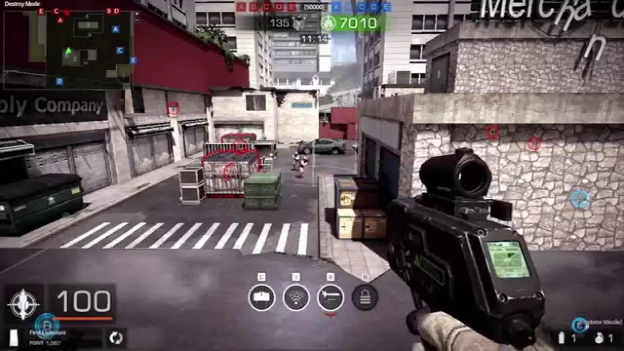 BLACK SQUAD Tutorial - Special Combat Skill (Recon) - YouTube