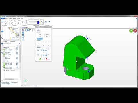 Axis Systems | WorkXplore 2017 Tutorials
