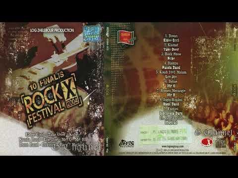 10 Finalis Rock Festival X 2004 (2005) [HQ Audio]