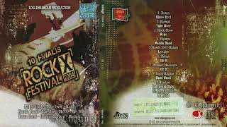 Download 10 Finalis Rock Festival X 2004 (2005) [HQ Audio]