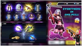 New AR Soul Destroyer/Seeker and Hovercycle! - INSANE PULLS! [ Rules of Survival ]