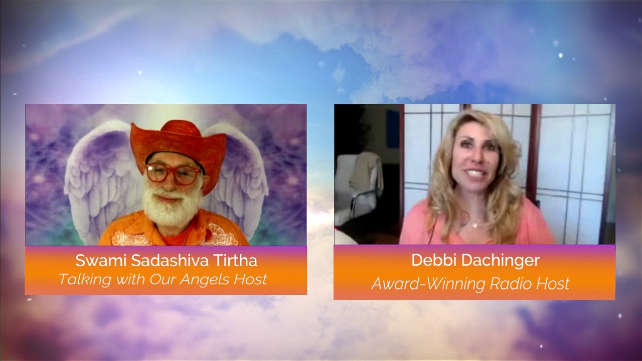 Talking with Our Angels Episode 7_ Guest Debbi Dachinger promo
