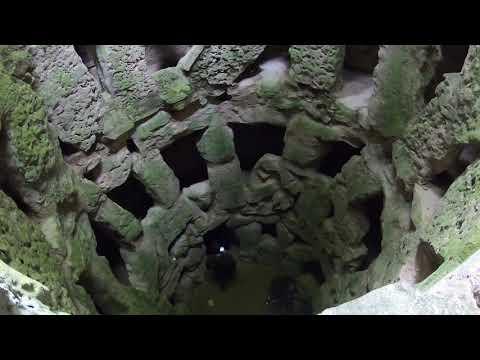 2018GW ポルトガル観光【レガレイラ宮殿の洞窟がやばい】