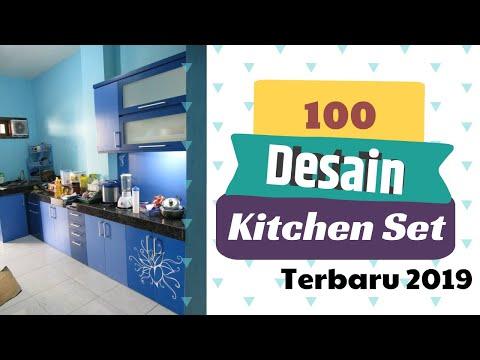100 Contoh Desain Kitchen Set | Jasa Pembuatan Kitchen Set Semarang | 081390840100