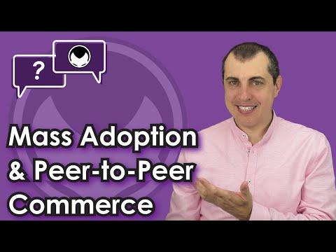 Bitcoin Q&A: Mass adoption & peer-to-peer commerce