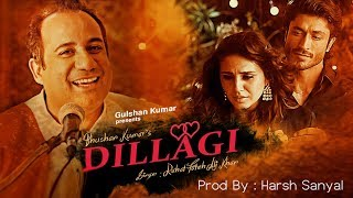 Tumhe Dillagi - Instrumental Cover Mix (Rahat Fateh Ali Khan) | Harsh Sanyal |